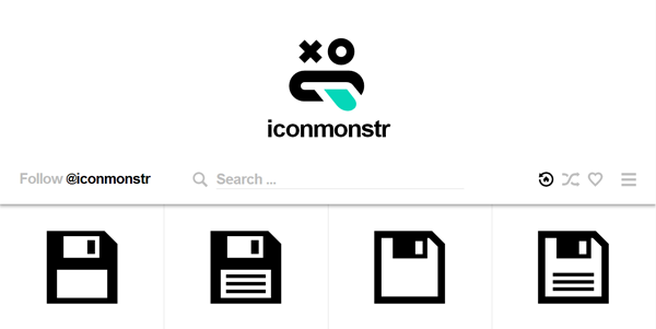 Icon Monstr