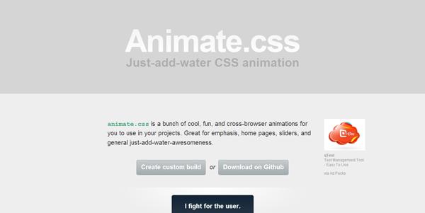 Animazioni CSS